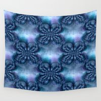 lavender Wall Tapestries featuring Lavender... by Cherie DeBevoise
