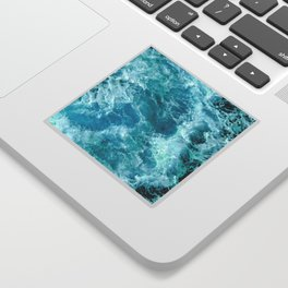 Sea Me Waving Sticker