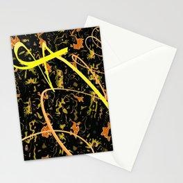 Modern Mix 4B Stationery Cards