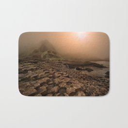 When the sun is going down Bath Mat