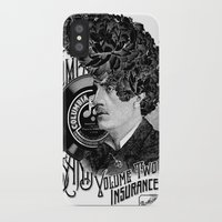 rockabilly iPhone & iPod Cases featuring Rockabilly by DIVIDUS