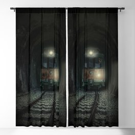 Mysterious trip Blackout Curtain