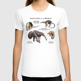 Anteaters of the World T-shirt