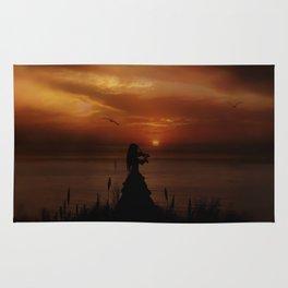 Sunset Serenade Rug