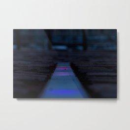 Floor lights Metal Print