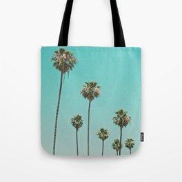 palm trees. las palmeras Tote Bag