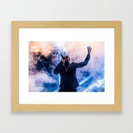 Brandon Beal - Ringsted Festival Framed Art Print