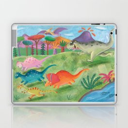 dino Laptop & iPad Skin