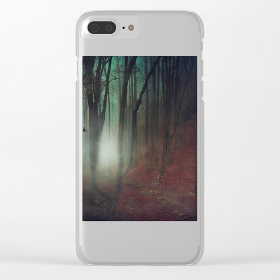 Don't lose your way Clear iPhone Case