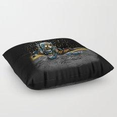 Texas Chainsaw Astronaut Floor Pillow