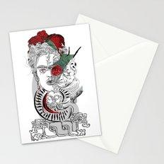 mother frida Stationery Cards