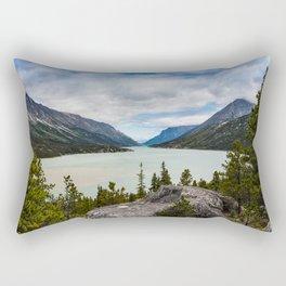 Bennett Lake Rectangular Pillow