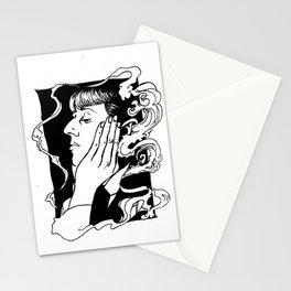 Aubrey Beardsley Stationery Cards