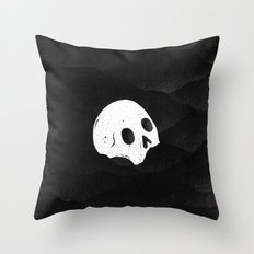 Man & Nature - The Future Throw Pillow