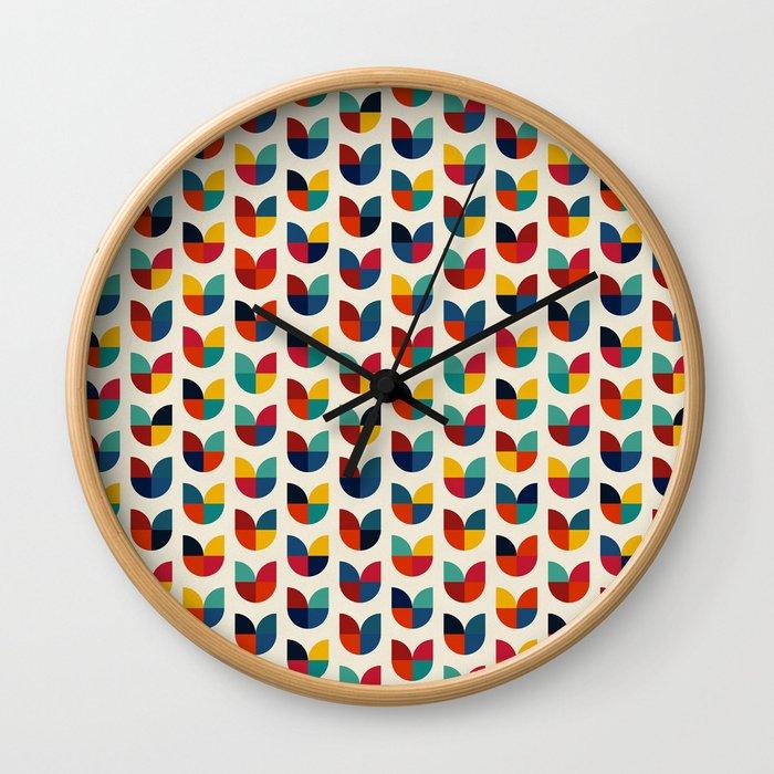 KIT1 RNW Wall Clock