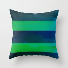 waves (02) Throw Pillow