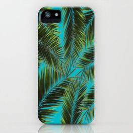 The Style Of Leaves iPhone Case