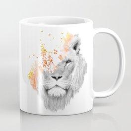 If I roar (The King Lion) Coffee Mug
