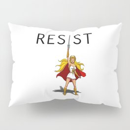Resist Pillow Sham