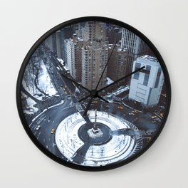 I've Located The Rebel Base, Lord Vader Wall Clock