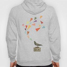 Pigeon Radio Hoody