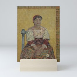 The Italian Woman Mini Art Print