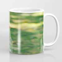 duck Mugs featuring Duck by Ruby_Dag