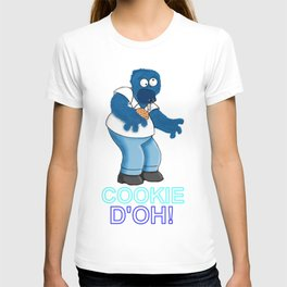 COOKIE D'OH! T-shirt