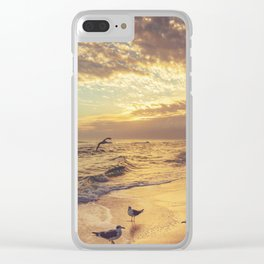 The Birds Clear iPhone Case