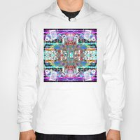 rave Hoodies featuring RATE RAVE by Riot Clothing