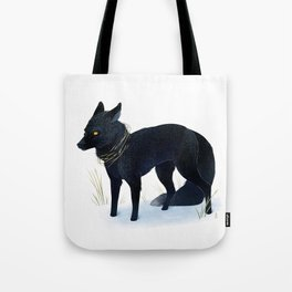 Tread Soft Tote Bag