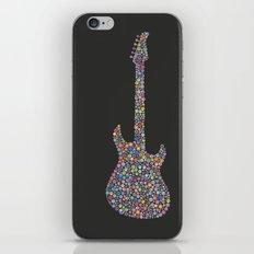 guitar / guitarra iPhone & iPod Skin