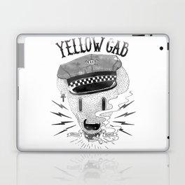Bad Taxi Driver Laptop & iPad Skin
