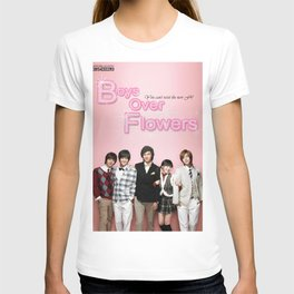 Boys over flowers T-shirt