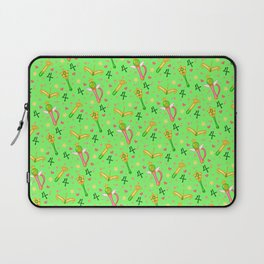 Sailor Jupiter Pattern / Sailor Moon Laptop Sleeve