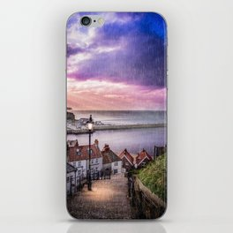 Mind Your Step iPhone Skin