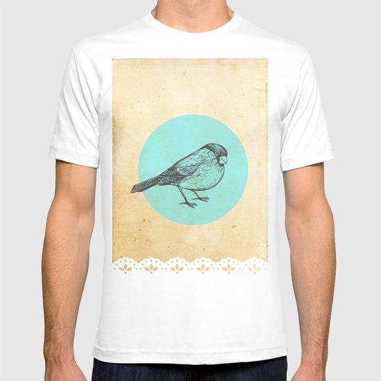 Spotted bird T-shirt