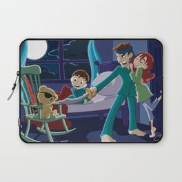 How'd You Meet Mom? Laptop Sleeve