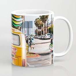 Combi van surf 3 Coffee Mug