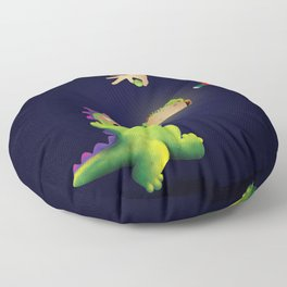 Tacosaurus Floor Pillow