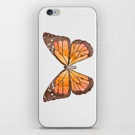 Caterpillar's nirvana iPhone Skin