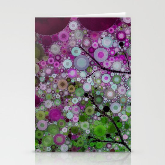 Positive Energy 3 Stationery Cards