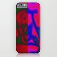 Red Color Leak Slim Case iPhone 6s