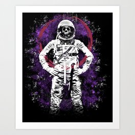This Ain't No Buzz Lightyear Action Flick Art Print
