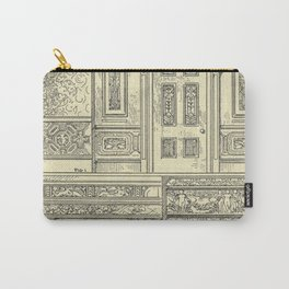 Architectural Elements Carry-All Pouch