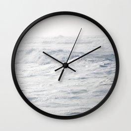 Cape Perpetua Wall Clock