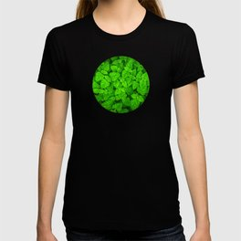 Deep Forest Leaves. T-shirt