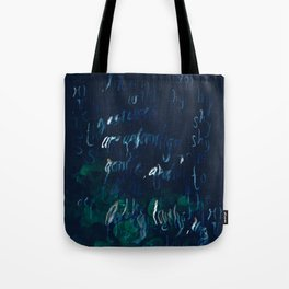 """Conquest of the Useless"" by Werner Herzog Print (v. 9) Tote Bag"