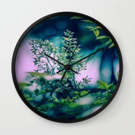 Little Insect Wall Clock