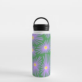 New England Asters Water Bottle